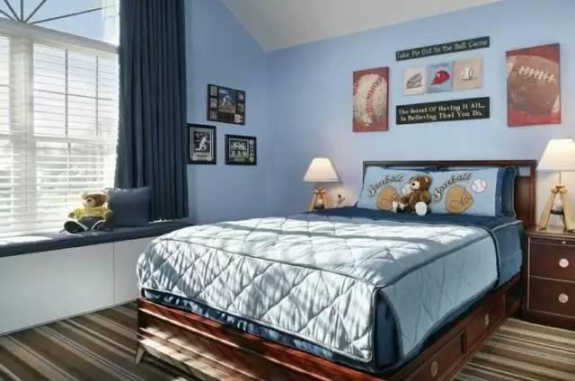 各種臥室與電視機的背景墻,選一個帶回家吧